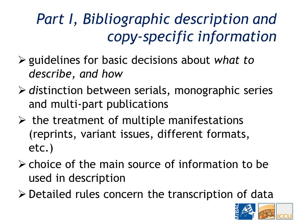 0: Introduction preliminary chapter introduces the definitions of catalogue functions primary concepts main contents of the rules