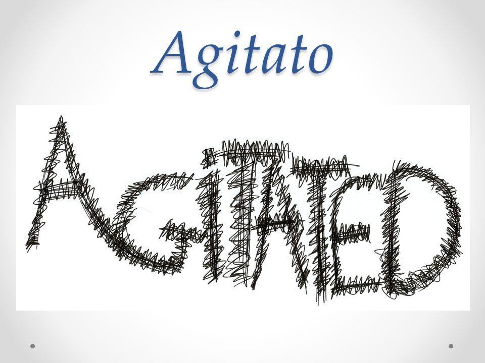 Agitato