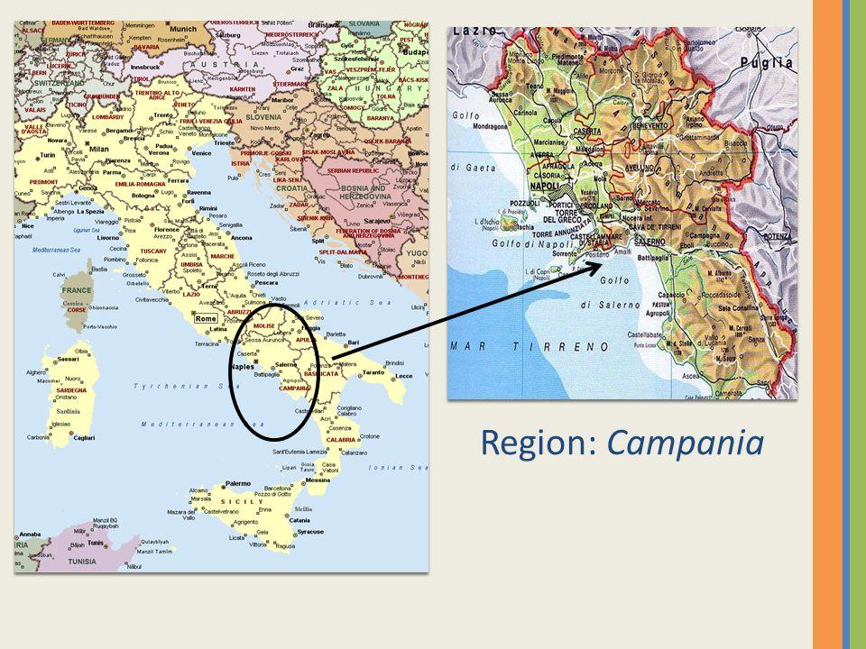 Region: Campania