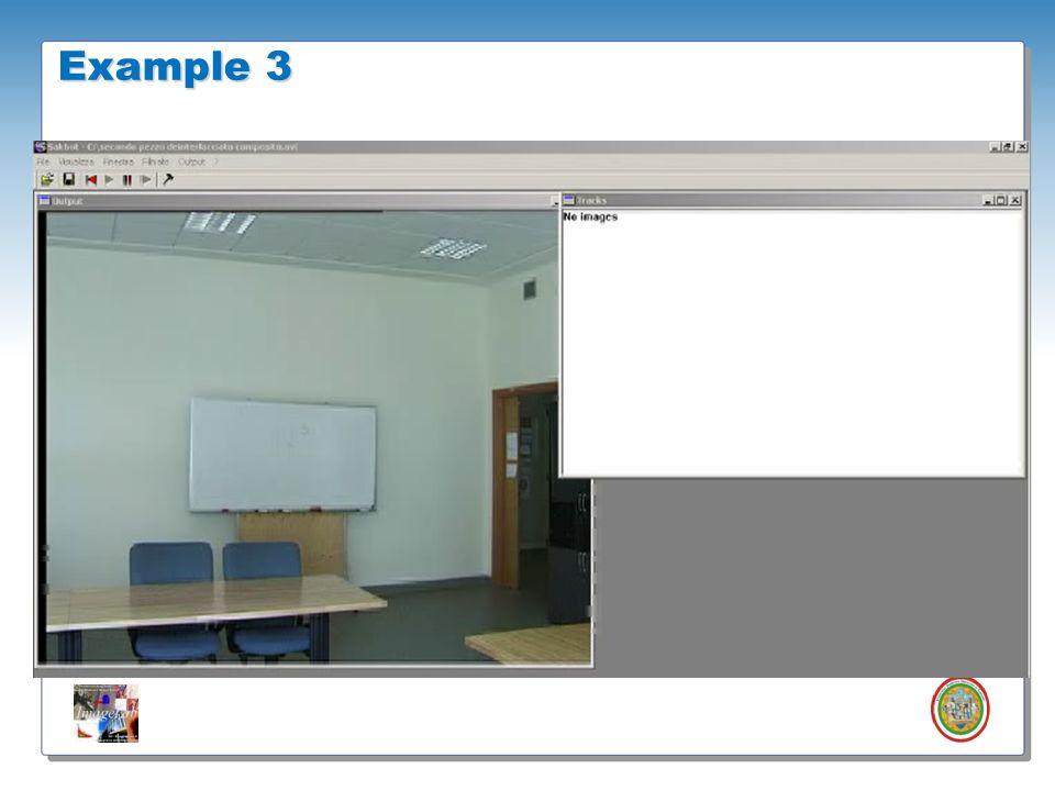 Roberto Vezzani - Imagelab – Università di Modena e Reggio Emilia Example 3