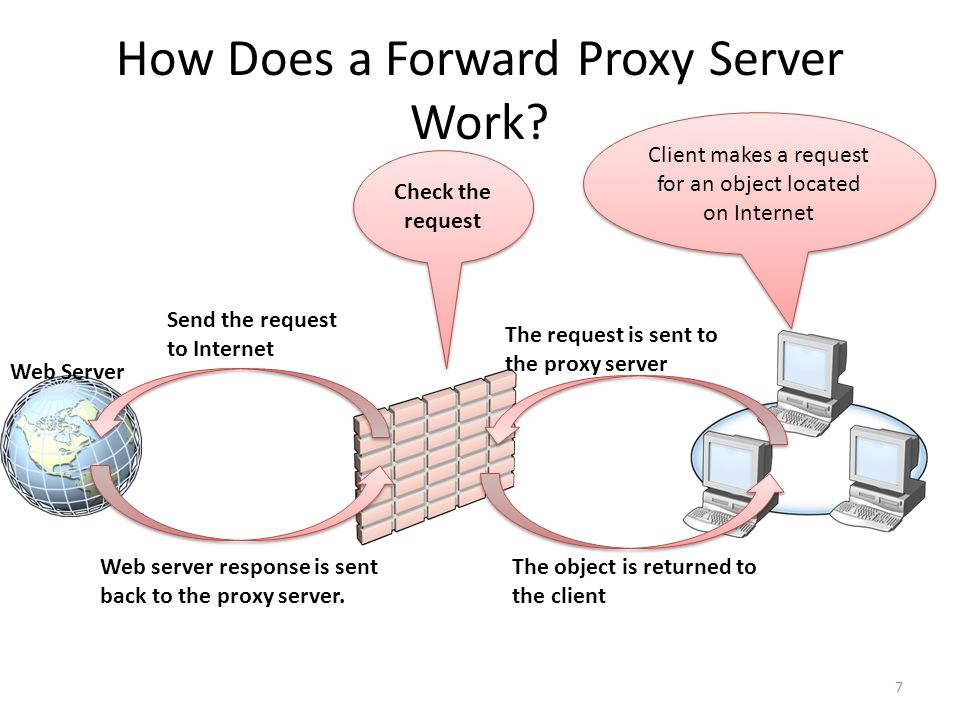 7 How Does a Forward Proxy Server Work.