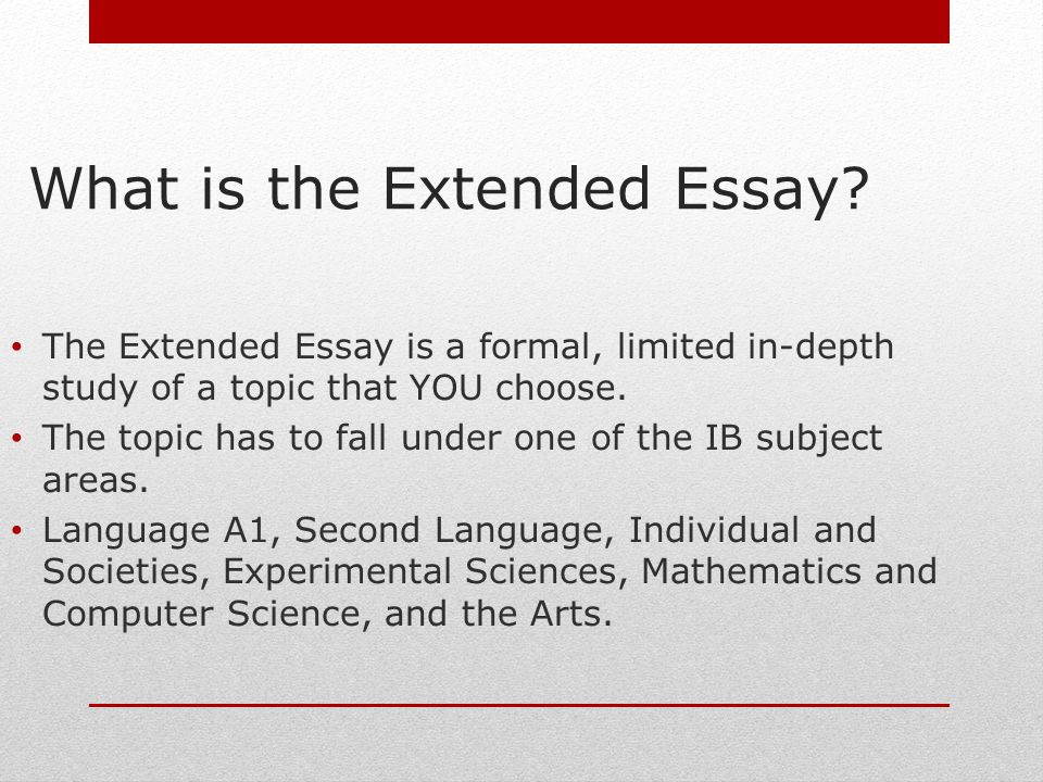 boston university essay question