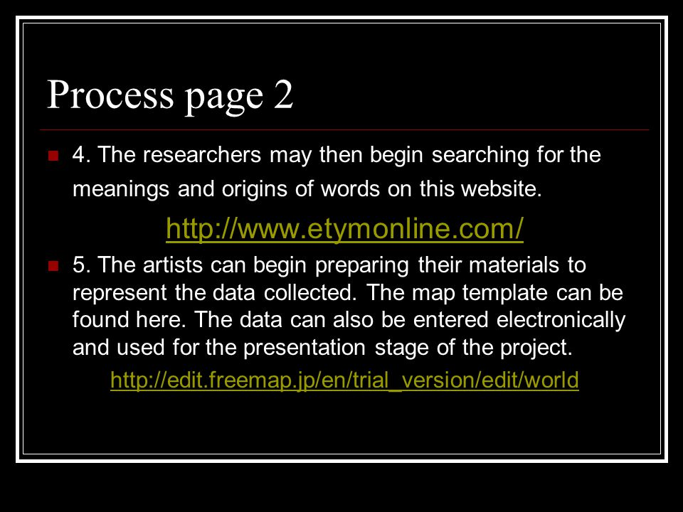 Process page 2 4.
