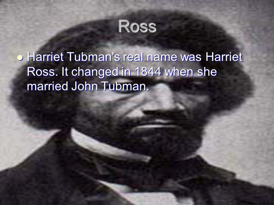 Harriet Tubman By Ryan Sardina. intro This will tell you how ...