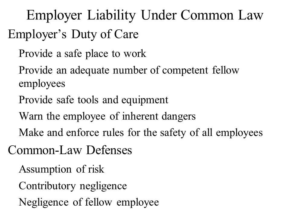 employers liability The standard for employer liability for hostile work environment harassment depends typically on whether or not the harasser is the victim's supervisor.