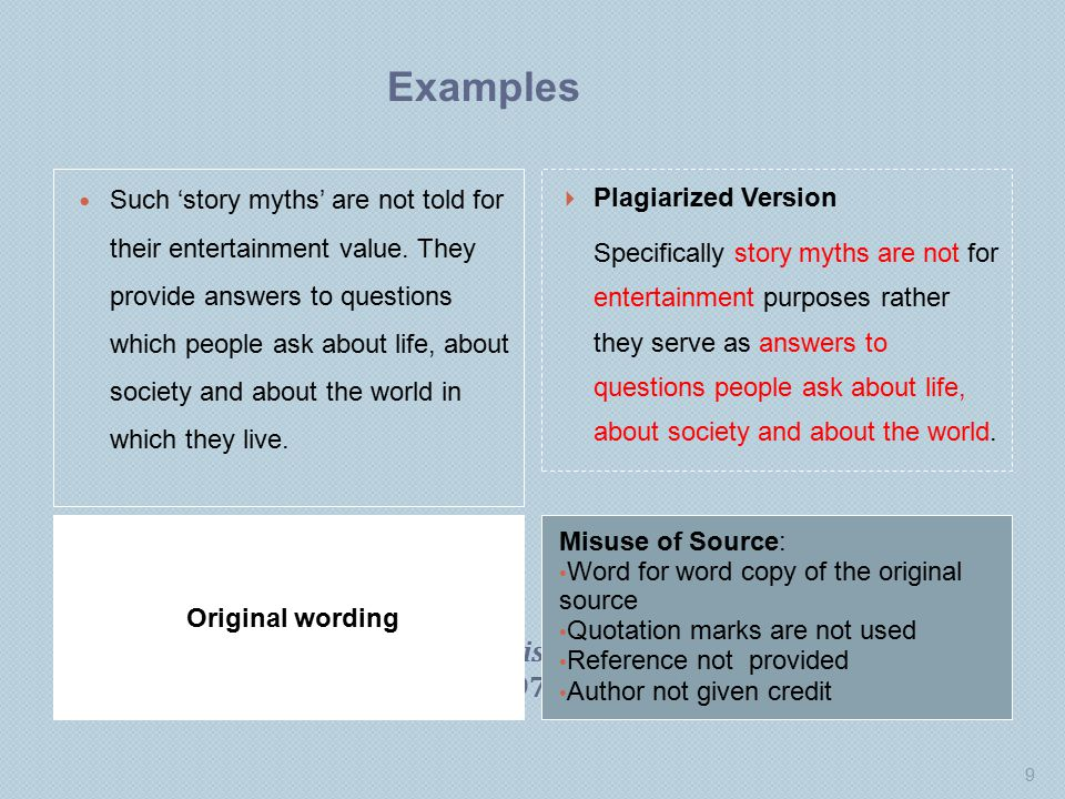 Is it considered plagiarism if you reference but copy a paragraph word for word?