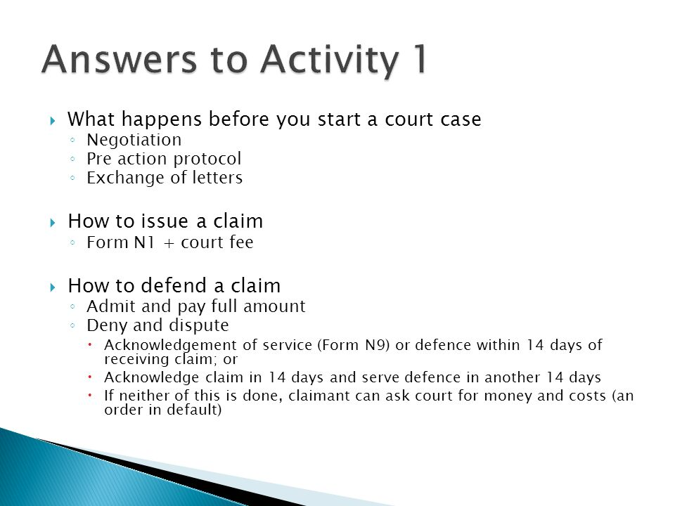 As Law Civil Courts. - Ppt Download