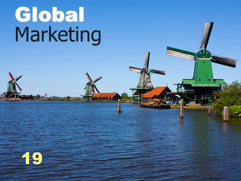 19 - 0 19 Global Global Marketing