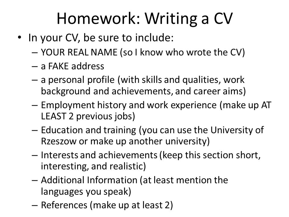 Writing profile in cv | Buy finance essay - Suffolk Homework Help ...