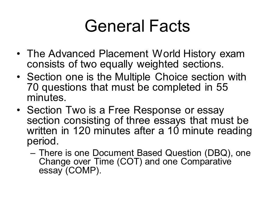 example of essay topics