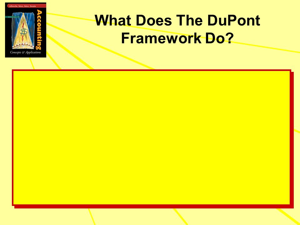 What Does The DuPont Framework Do