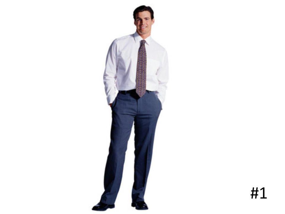 dress for success for men