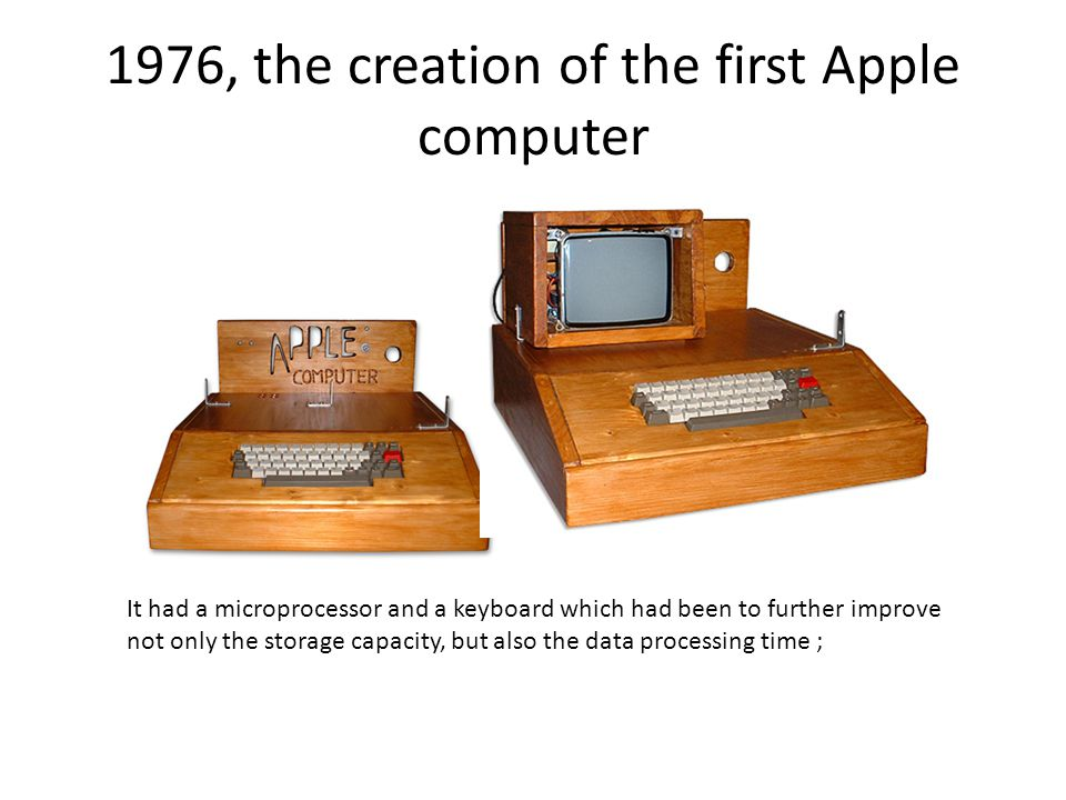 the history of the first computer Video game history timeline earlier that year, john kemeny and keith bellairs had created the first computer game in basic see the full patent document.
