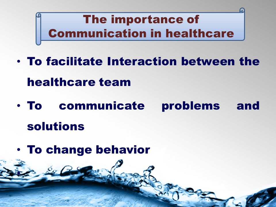 discussing the importance of communication in nursing Delegation as a management function  transferring to a competent individual the authority to perform a selected nursing task in a right direction/communication.