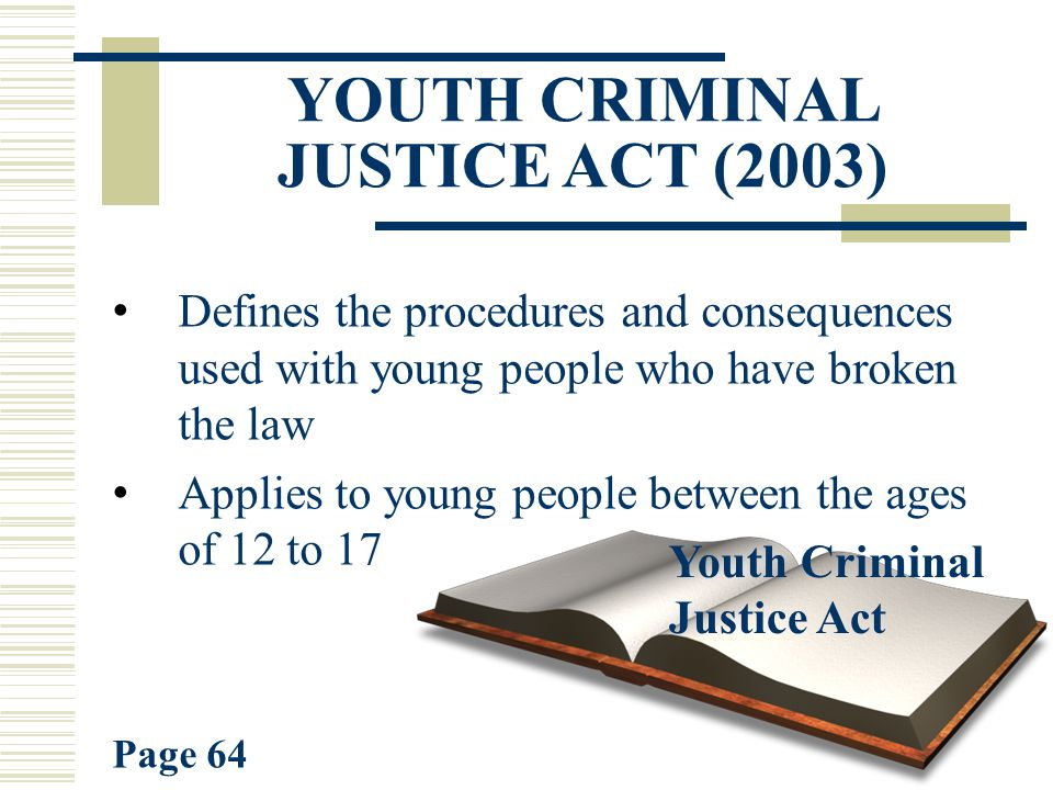 young people in the criminal justice F or young people, a criminal record is synonymous with a future without hope nowhere is this reality born out more clearly than the case of bob ashford, the former director of strategy at the youth justice board, who has had to stand down as labour's police and crime commissioner candidate for avon and somerset because of a minor.