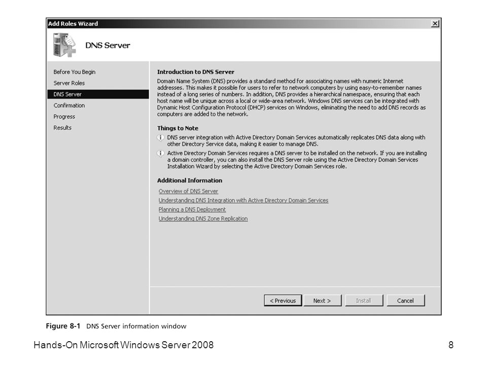 Hands-On Microsoft Windows Server 20088