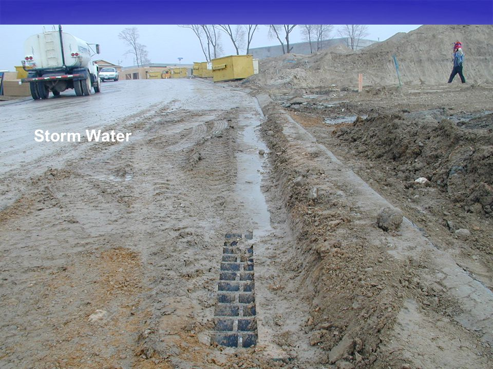Water Quality Tools Storm Water