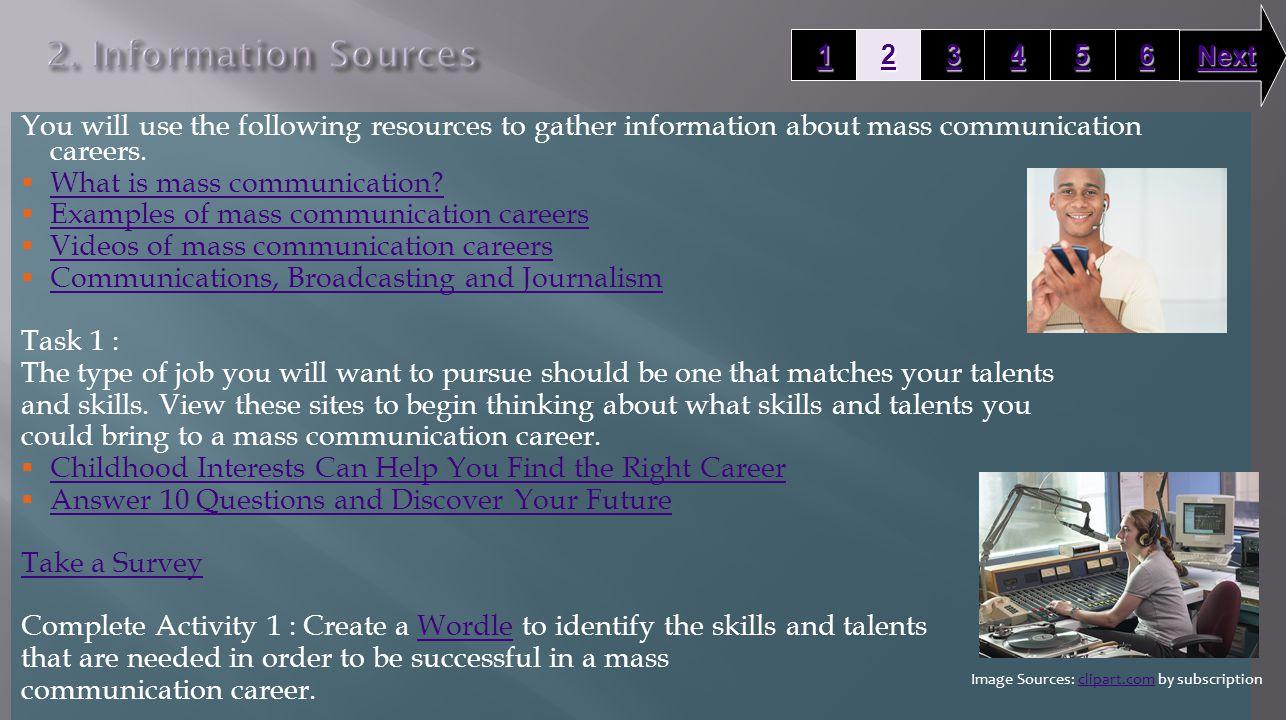 What do I do in Mass Communication?