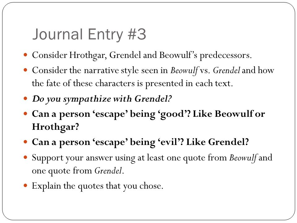 beowulf and grendel compare and contrast essays Beowulf and grendel beowulf is a classical epic poem //wwwessaysforstudentcom/essays/beowulf-and-grendel compare and contrast how grendel is portrayed.
