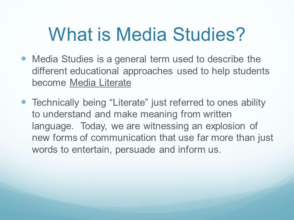 Media studies exam can anyone help?