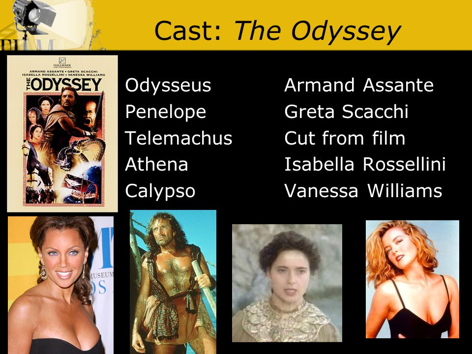odysseus telemachus and penelope character analysis