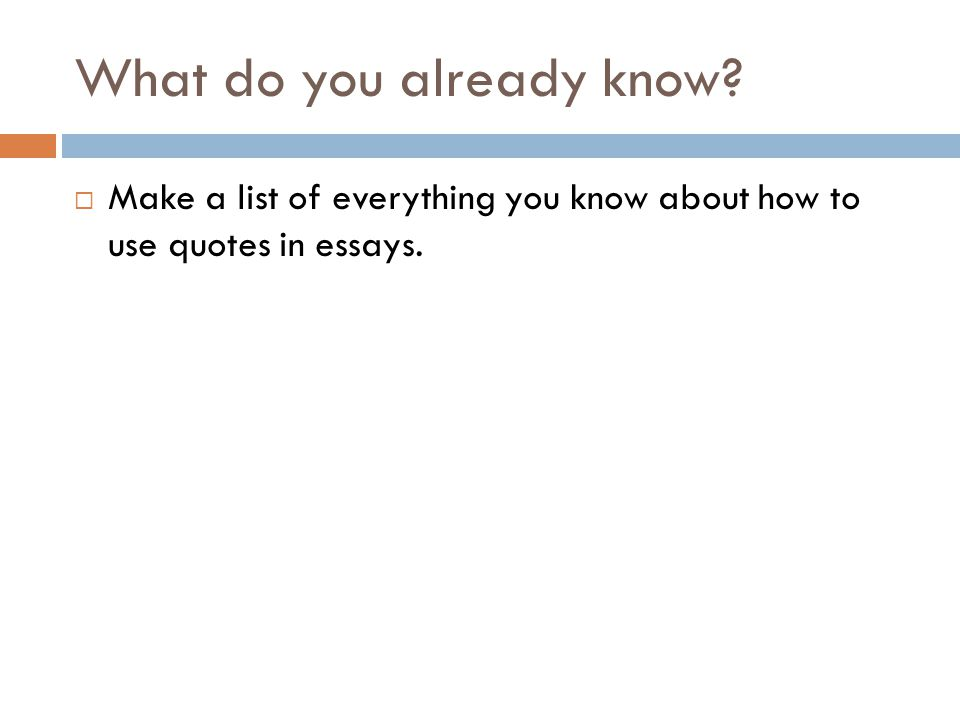 l o to learn how to use quotes effectively in text response ppt 2 what