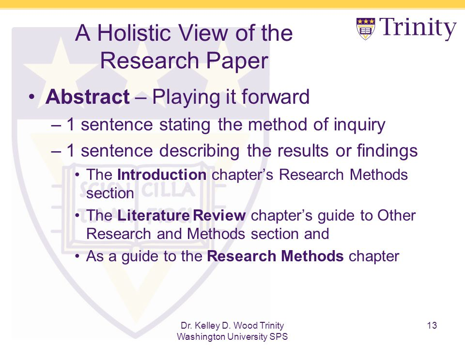 writing research methods paper Tips for writing the methods section for a research paper the apa style of referencing and paper writing has some regulations concerning the method section: use the active voice and avoid complicated and fused sentences.