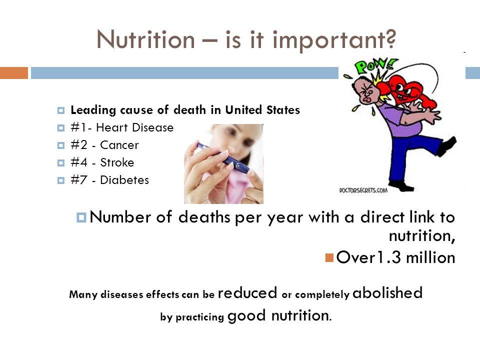 presentation on nutrition