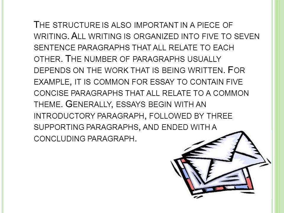 i mportance of written communication w ritten communication is  5 t