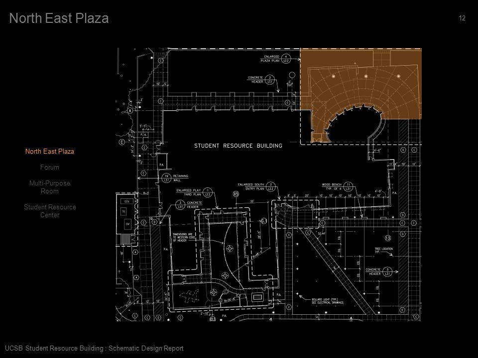 Technical Assignment 3 UCSB Student Resource Building Schematic ...