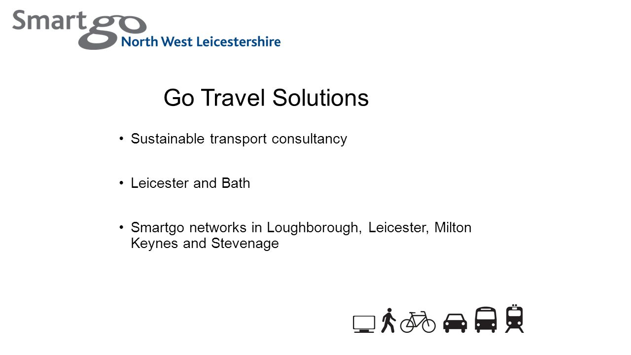 Sustainable transport consultancy Leicester and Bath Smartgo networks in Loughborough, Leicester, Milton Keynes and Stevenage