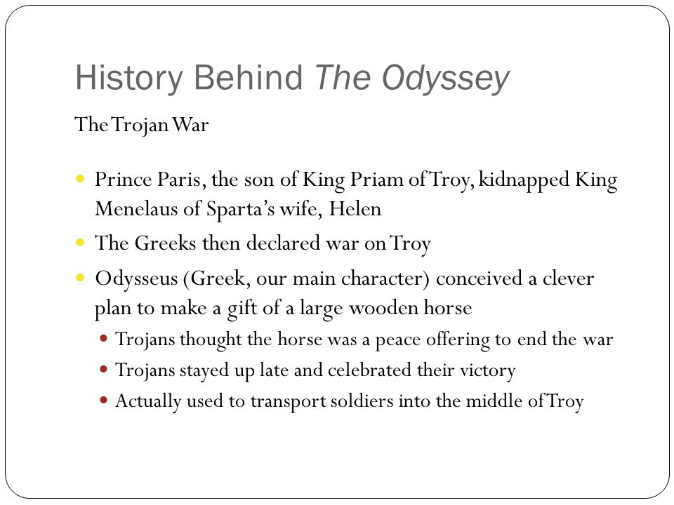 redemtive vilonce in the odyssey by homer essay Charlotte higgins on homer's epic poem, and what but it is the odyssey that takes on captures the link between the violence in his heroic life.