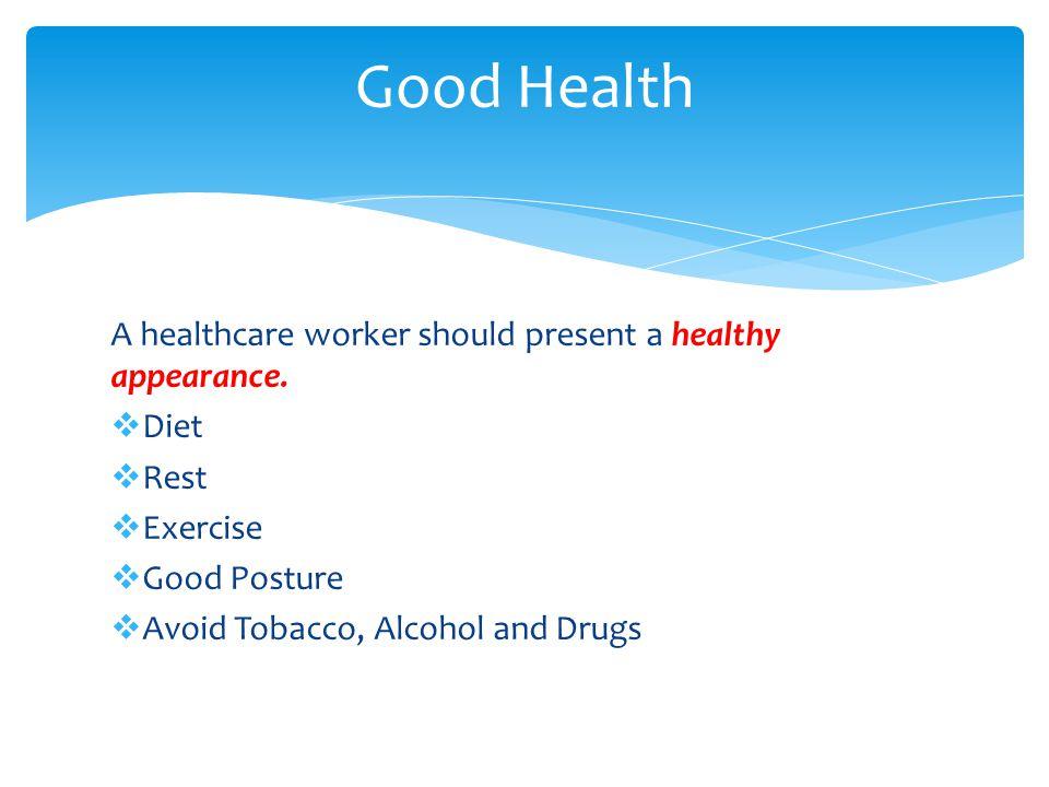 characteristics of a good worker