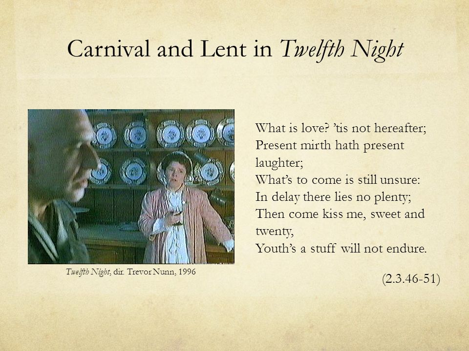 motif of love in twelfth night Free coursework twelfth night theme of love in the play twelfth night, shakespeare explores and illustrates the emotion of love with precise detail according to.