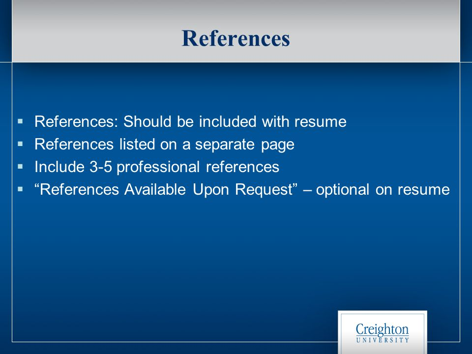 beautiful should references be listed on a resume images simple