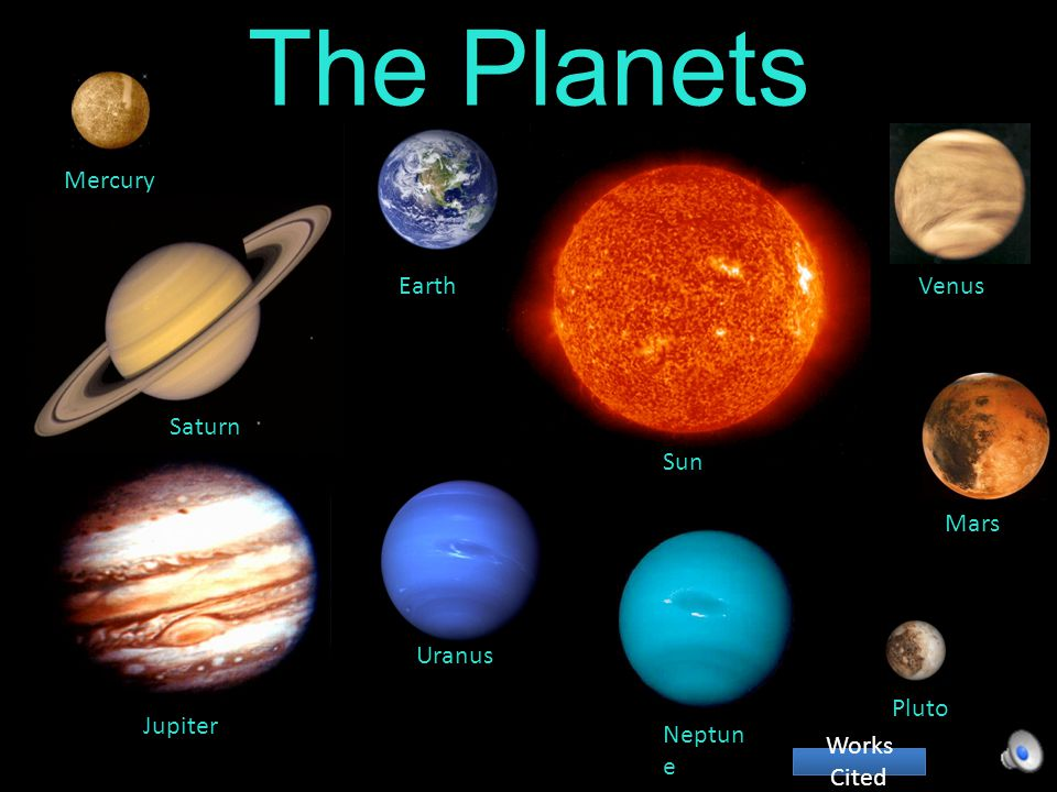 How many planets in our solar system