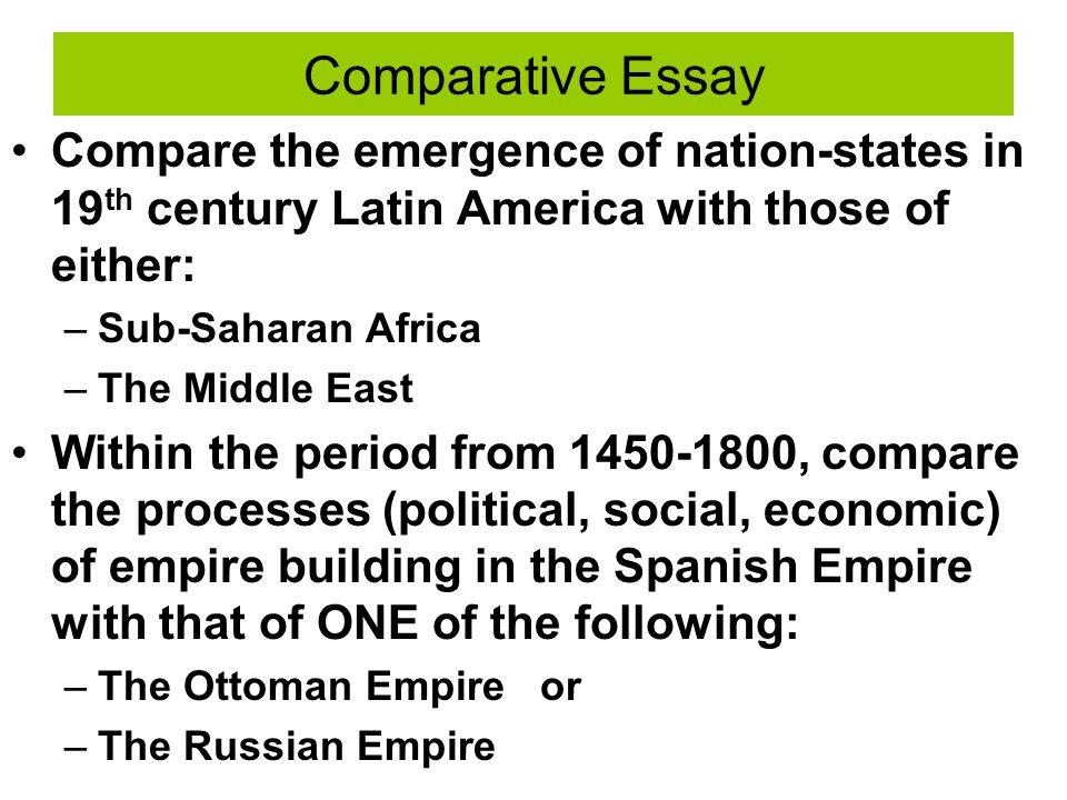empirical essay