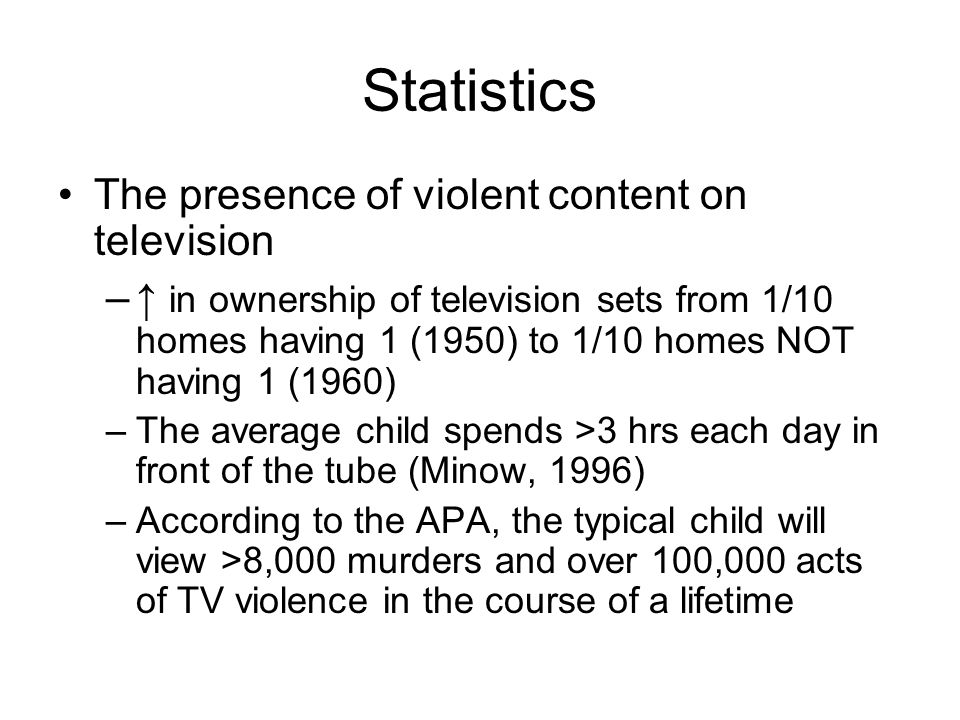 violence on television points of view Publicaffairs (cmpa), which has studied violence television,movies musicvideos decade,reports nearlyhalf allviolence goodguys earnsbonus points shootingnaked.