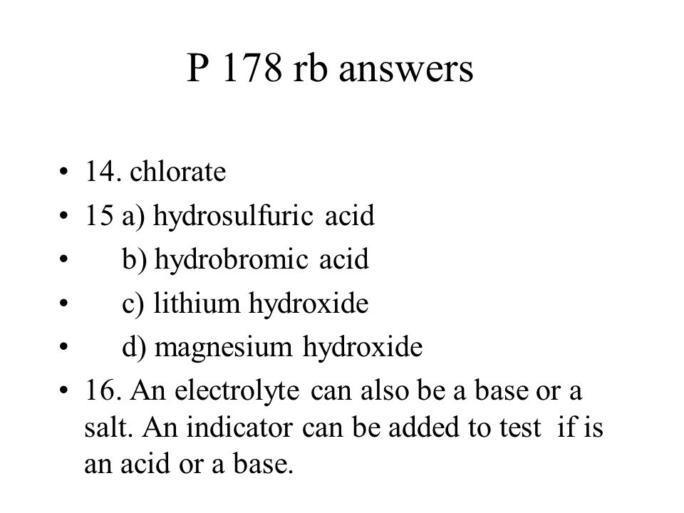 Naming Acids Worksheet With Answers - Checks Worksheet