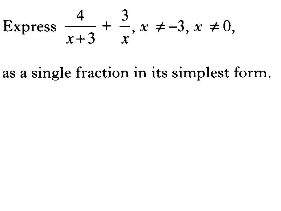 Nat 5 Equivalent and Simplifying Fractions Adding & Subtracting ...