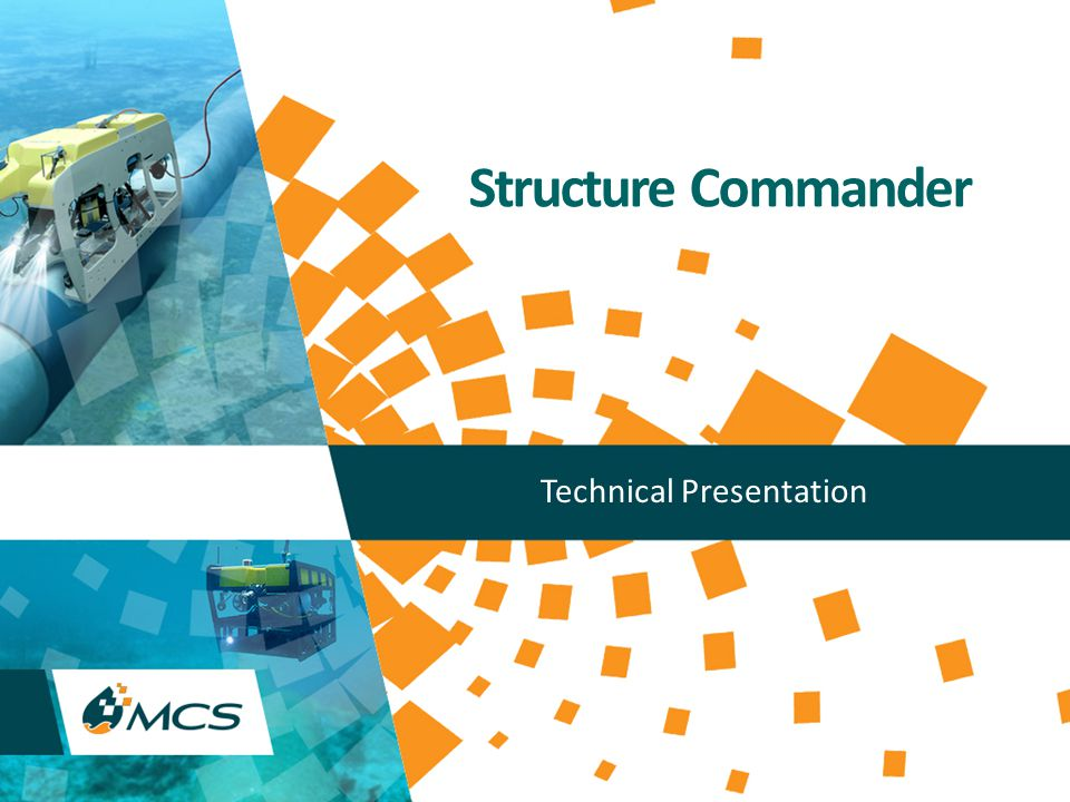 Structure Commander Technical Presentation