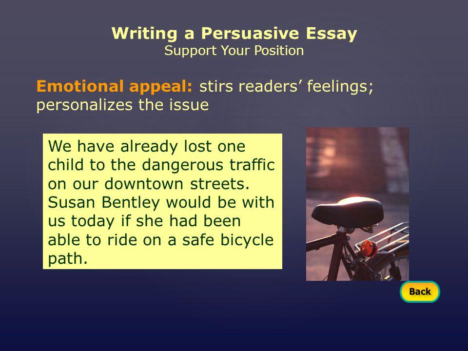 persuasive essay and assignment