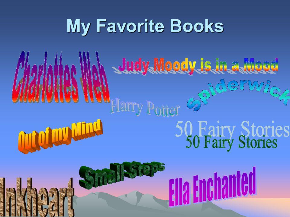 My Favorite Books