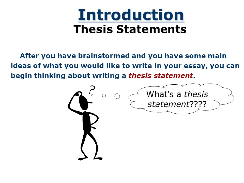 in an essay what is a thesis statement www gxart orgwhat is a thesis  statement in