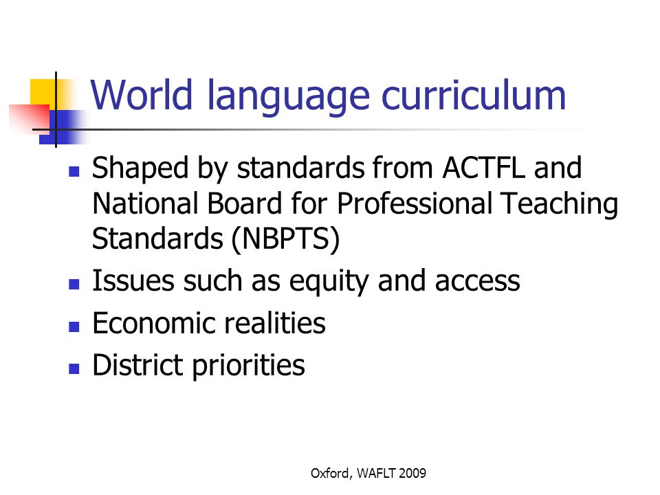 Diversity Without Borders Social Justice In The World Language - World language curriculum
