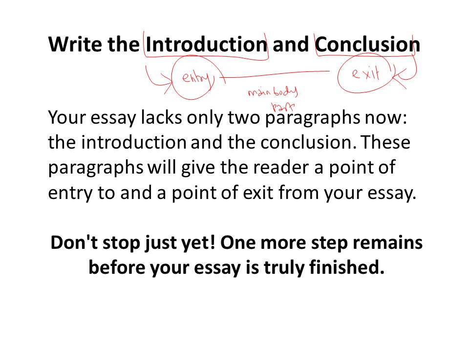 hypertension essay conclusion