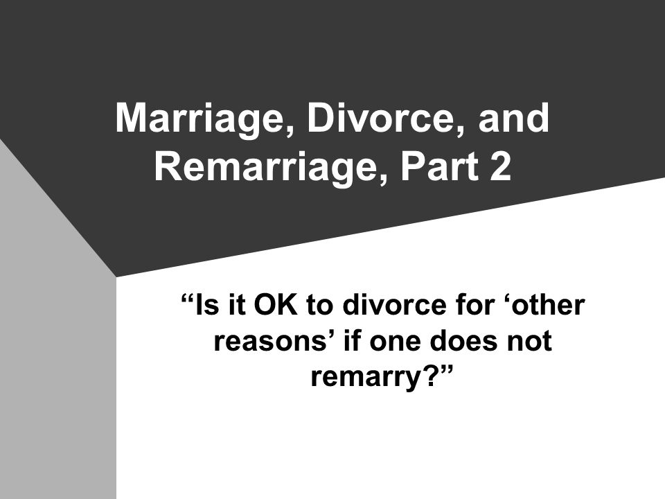 marriage and divorce in hard times Gregory rodriguez, july 13, 2009 los angeles times economic woes often cause marital splits, right well, not so fast can't stand your.