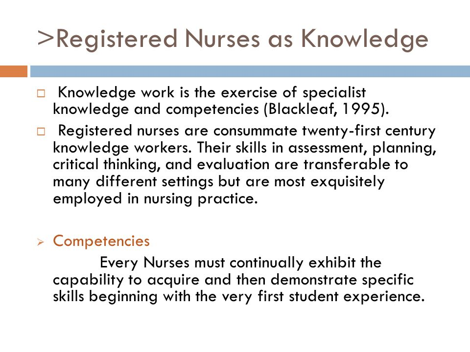 critical thinking for nurses exercises