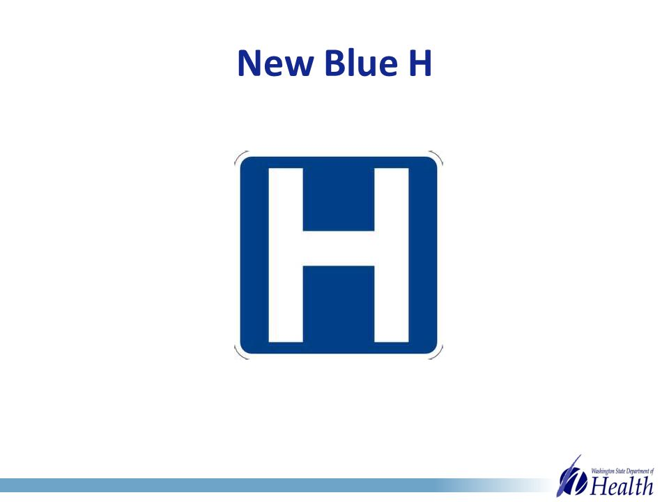 New Blue H