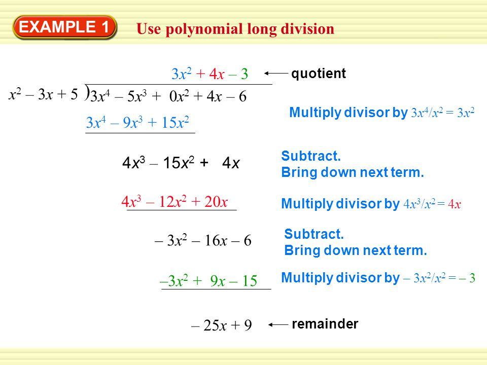 5 4 Dividing Polynomials Worksheet Answers polynomial long – Long Division Polynomials Worksheet